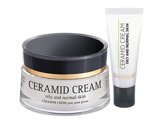 CERAMID CREAM oily and normal skin