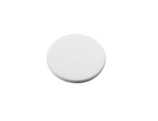Sponge round/Schwämmchen rund latexfree/latexfrei Durchmesser 6 cm